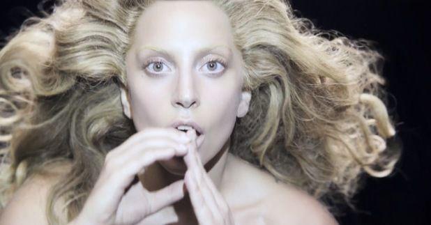 Lady Gaga снимает засекреченный клип