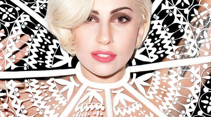 Lady Gaga в мартовском номере журнала «Harper's Bazaar US»
